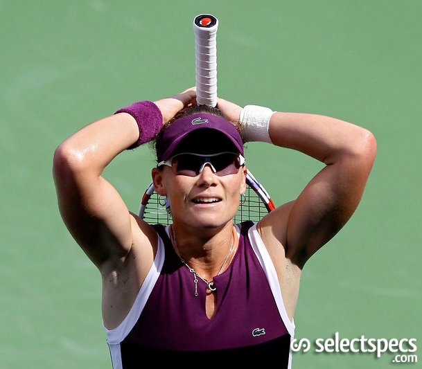 Oakley Star Sam Stosur Wins The US Open Tennis In New York