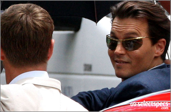Johnny Depp Sunglasses  johnny depp and his sunglasses from rum diary selectspecs