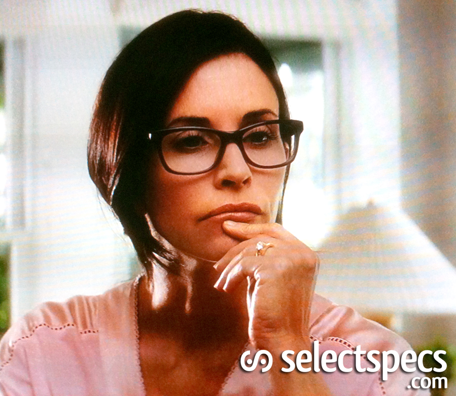 Courtney Cox Sexy Glasses in Scream 4 - SelectSpecs