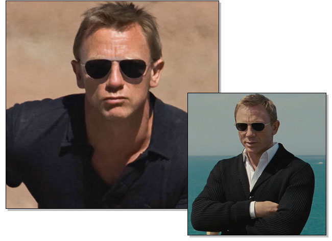 cc2fcb5877c1b Daniel Craig to wear Tom Ford Sunglasses in James Bond  Skyfall ...
