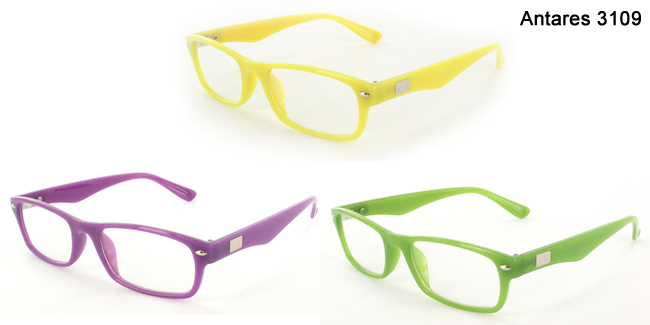 Antares 3109 - bright colours for 2012 from SelectSpecs