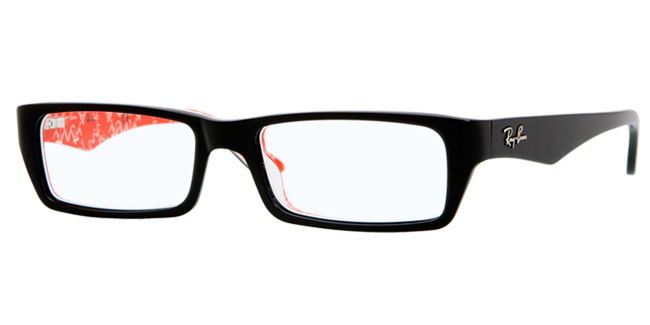 Ray-Ban RX5236 Rectangle glasses from SelectSpecs