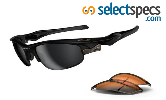 Oakley Fast Jacket  Sunglasses from SelectSpecs
