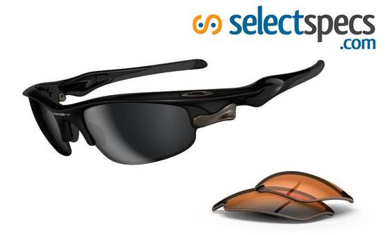 Oakley Fast Jacket  Sunglasses from SelectSpecs