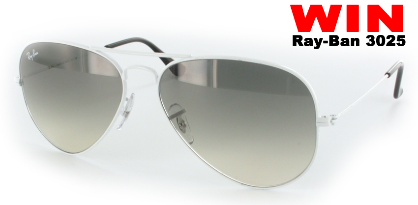 WIN Ray-Ban RB3025 from SelectSpecs.com