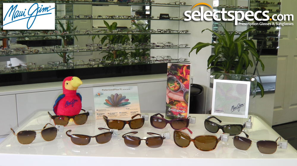 Maui Jim Sunglasses Available In-Store at SelectSpecs
