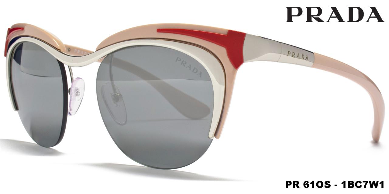 Prada PR 61OS - 1BC7W1 Sunglasses from SelectSpecs.com