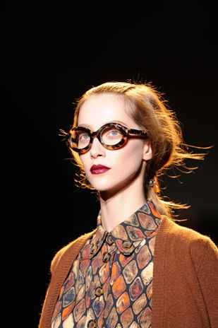 John Rochas fall-winter 2012 Collection