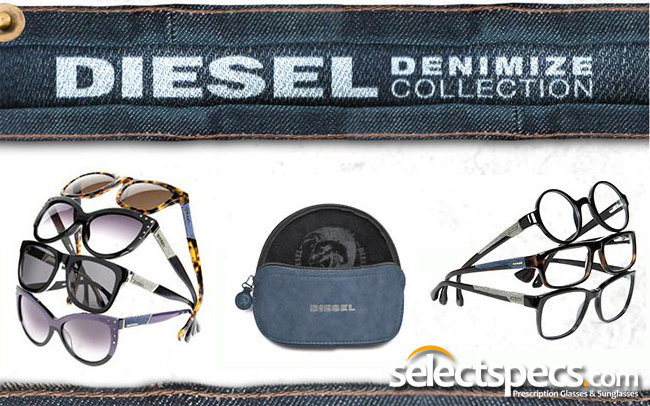 Diesel Denimize Collection from SelectSpecs.com