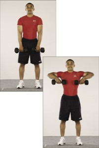 Exercise - Upright Row