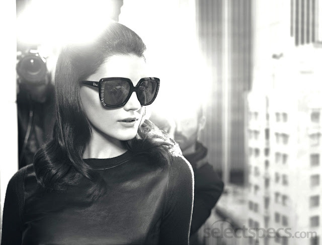 New Mila Kunis Dior Sunglasses Fall-Winter 2013 Campaign