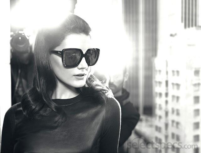 New Mila Kunis Dior Sunglasses Fall-Winter 2013 Campaign