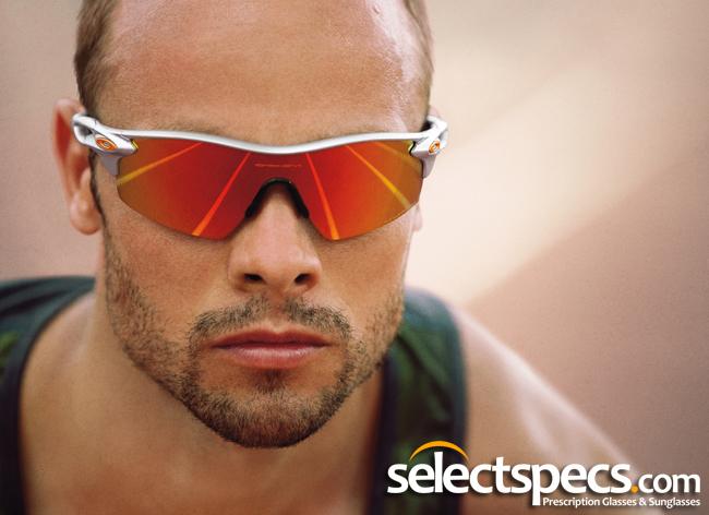 Oakley - Oscar Pistorius Wearing RadarLock