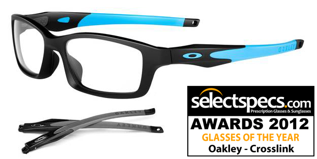 SelectSpecs.com Glasses of the Year Award – Oakley Crosslink ...