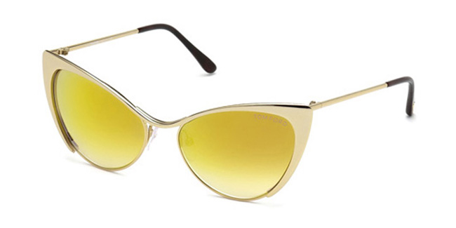 Tom Ford FT0304 Nastasya Sunglasses - As Seen in The Wolverine