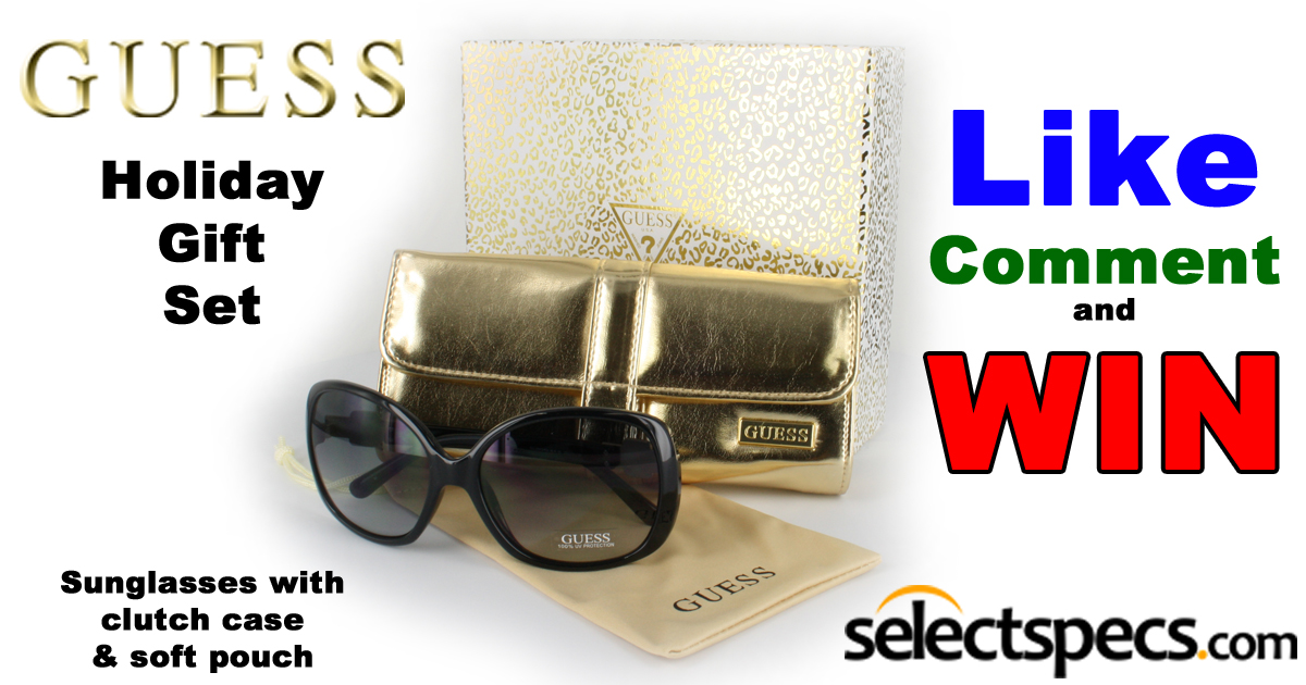 Guess Holiday Gift Set Competition 2013