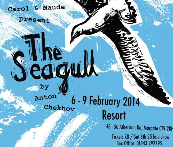The Seagull At The Theatre Royal