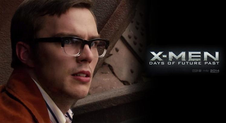 X Men Days Of Future Past Nicholas Hoult X-Men: Days of Future ...