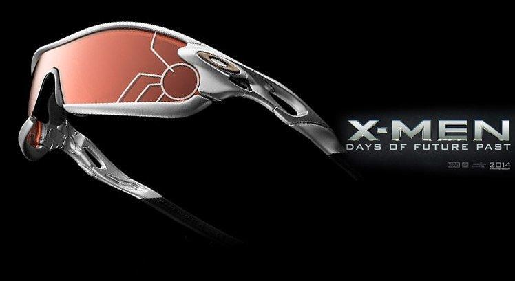 04fe934484725 Cyclops (James Marsden) wears Oakley RadarLock in X-Men  Days of Future Past  – SelectSpecs Glasses Blog