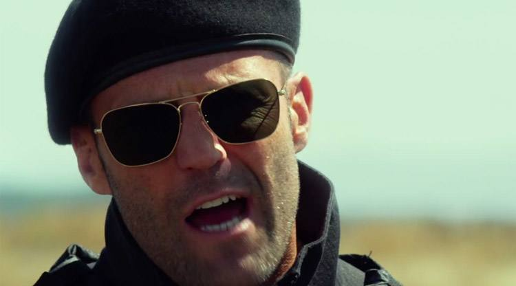 Strike Back Sunglasses Rayban Scott  expendables 3 sunglasses from the explosive new movie feat