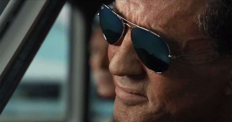expendables 3 sunglasses from the explosive new movie