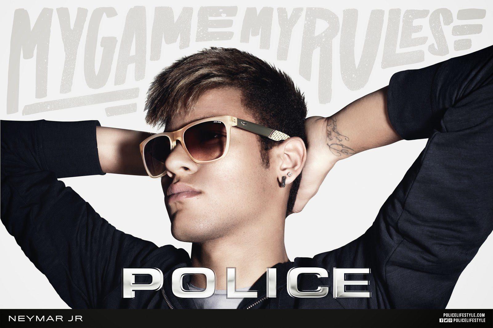 8c01824e06 ... Police Sunglasses Neymar ...
