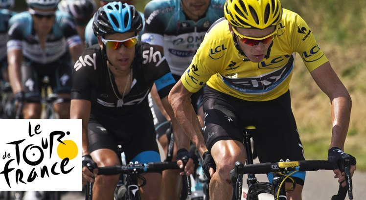 de3e0619f1 Tour de France 2014  All Eyes on Chris Froome and Mark Cavendish as the  action gets underway! – SelectSpecs Glasses Blog