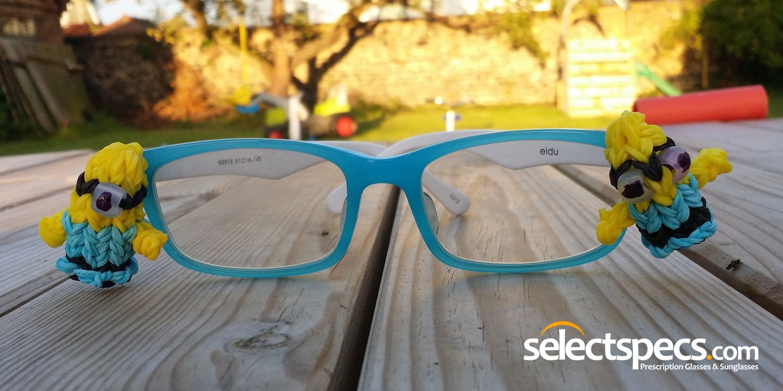 Minion-loom-band-glasses