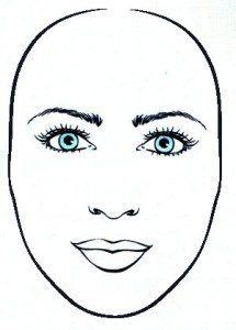 oval face shape