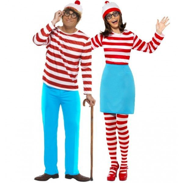 Halloween costumes for glasses wearers selectspecs glasses blog - Idee deguisement groupe ...