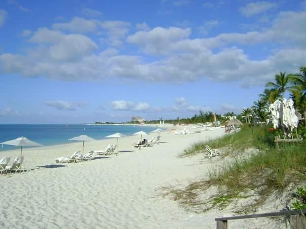 Another beautiful day on Grace Bay, Providenciales Turks & Caicos Islands 2010