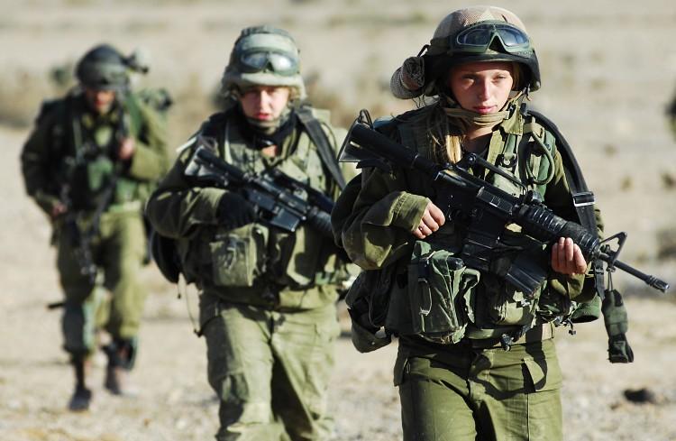 army ladies