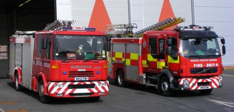 fire engine edits