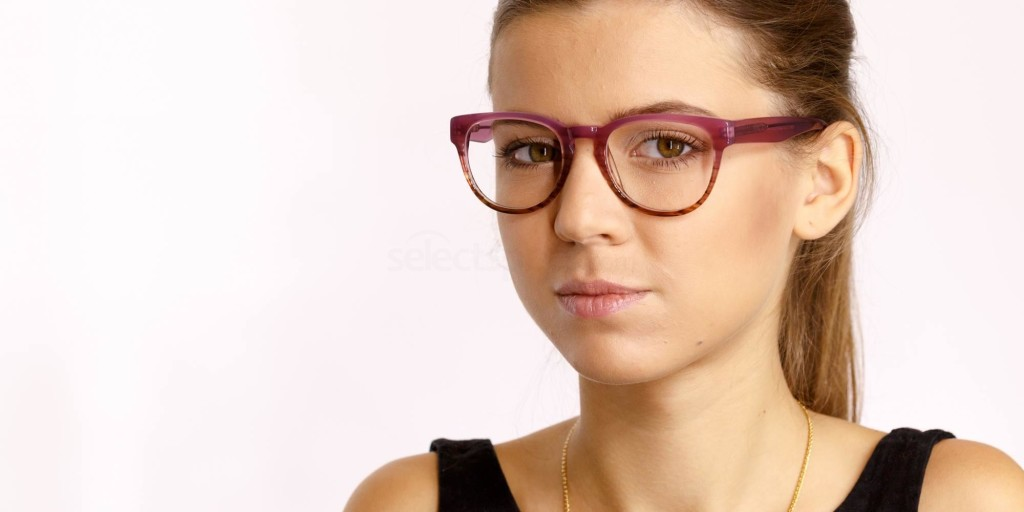 Glasses Frame For Thin Face : 3 Tips for Buying Perfectly Fitting Frames Online ...