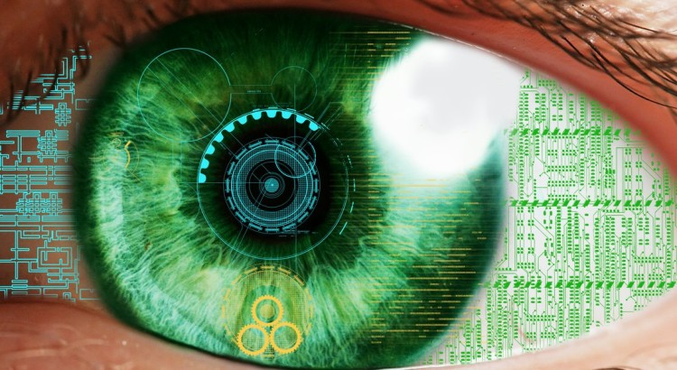 rhian lewis bionic eye