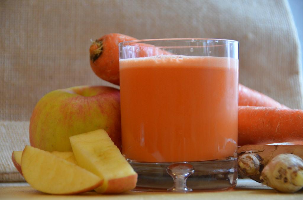 juice recipe for eye sight