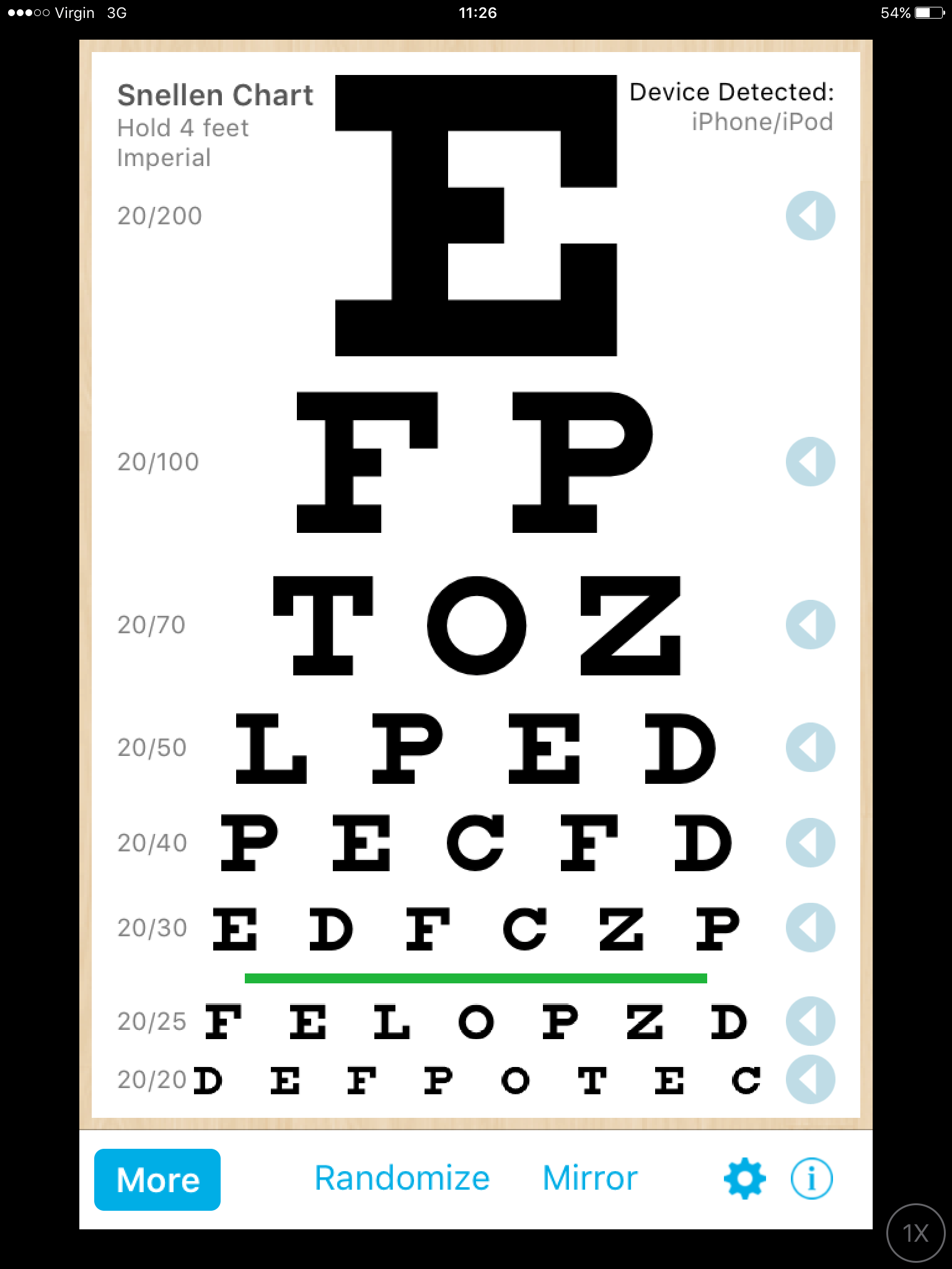 Useful and Free Mobile Apps for Improving Your Eyesight