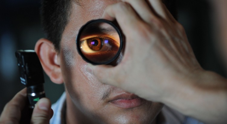 blindness to double by 2050