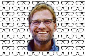 JÜRGEN KLOPPS Spitzenposition in der Brillen-Liga!