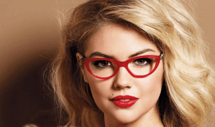 Glasses Frames For Blondes : Matching your hair colour to your glasses! Fashion ...