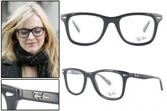 Celebrity Glasses Fearn Cotton Wearing Ray-Ban