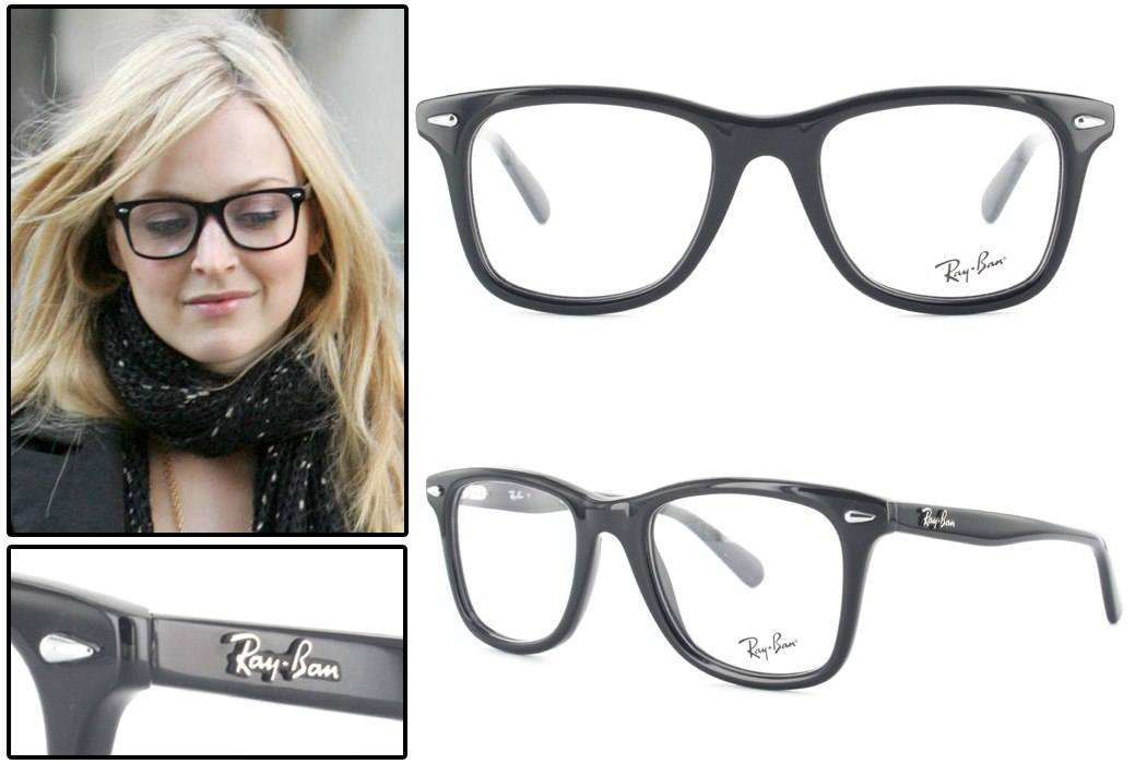 Tiffany Eyeglass Frames Sam s Club : Fearne Cotton Wears Ray-Ban RX5317 Glasses Fashion ...