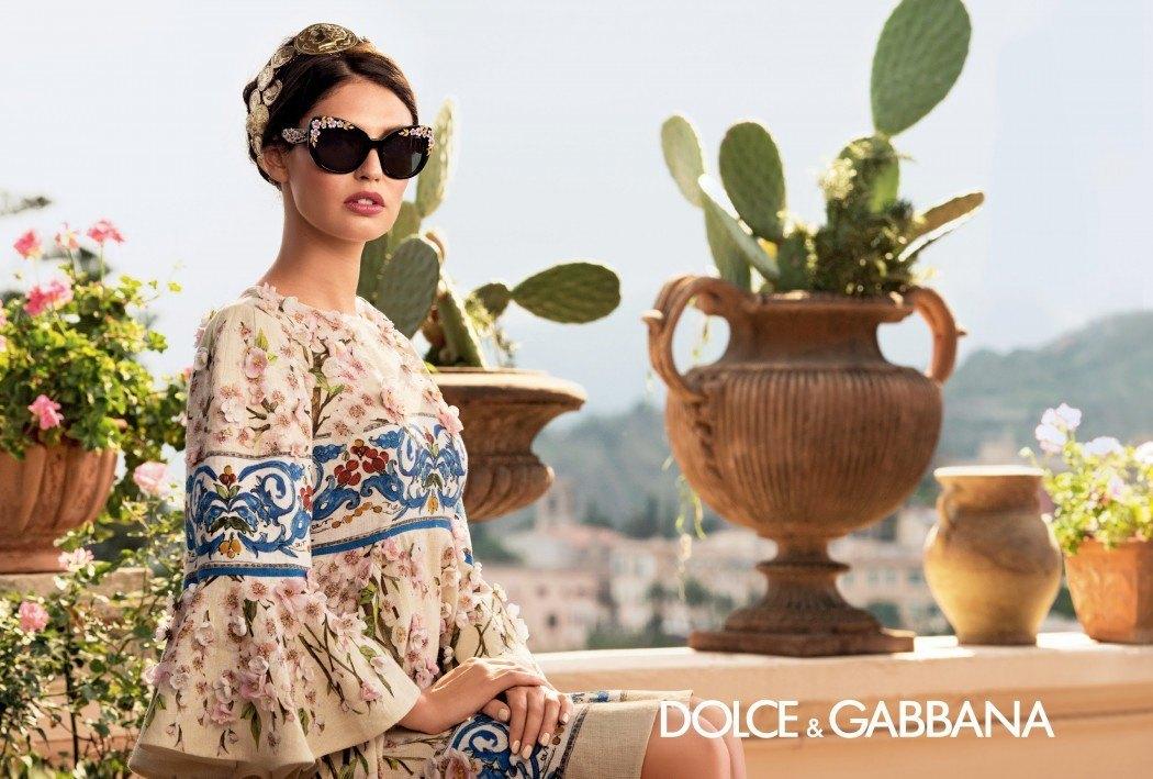 bf95e91e88e Dolce   Gabbana s Top Three Floral Sunglasses