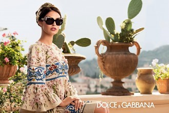 Dolce & Gabbana's Top Five Floral Sunglasses