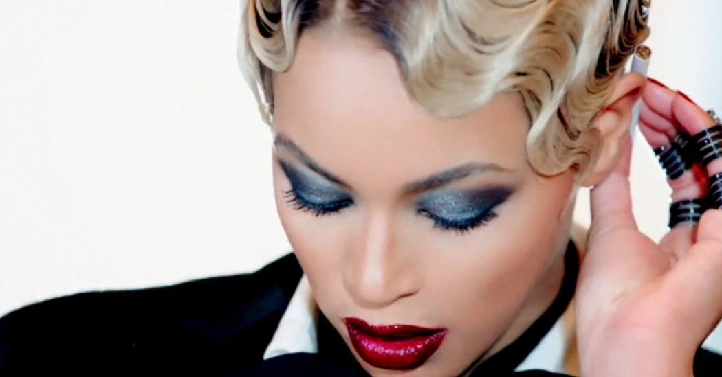 Beyonce & Make up. SelectSpecs.com