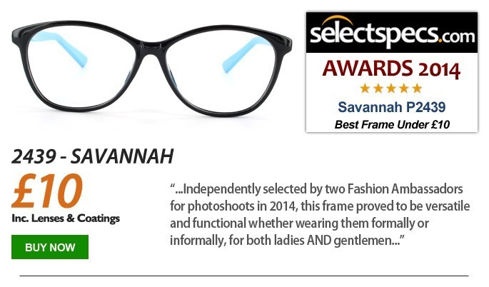 SelectSpecs.com Frame of the Year 2439
