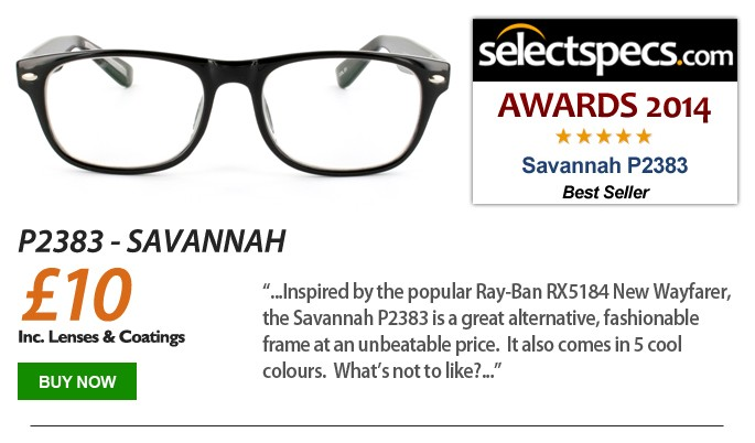 SelectSpecs.com Frame of the Year - P2383