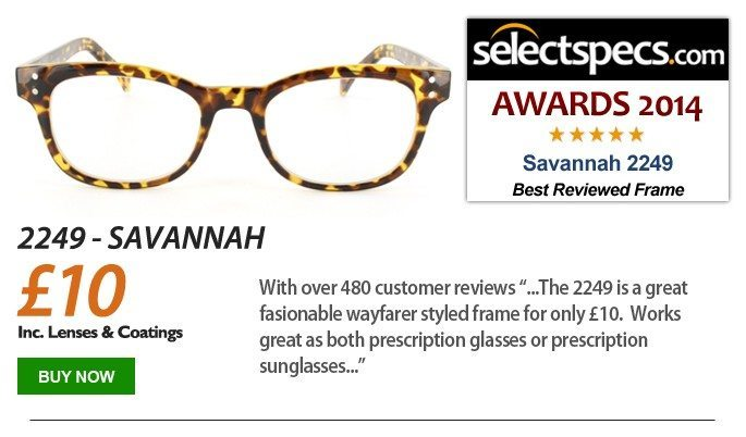 SelectSpecs.com Frame of the Year - 2249