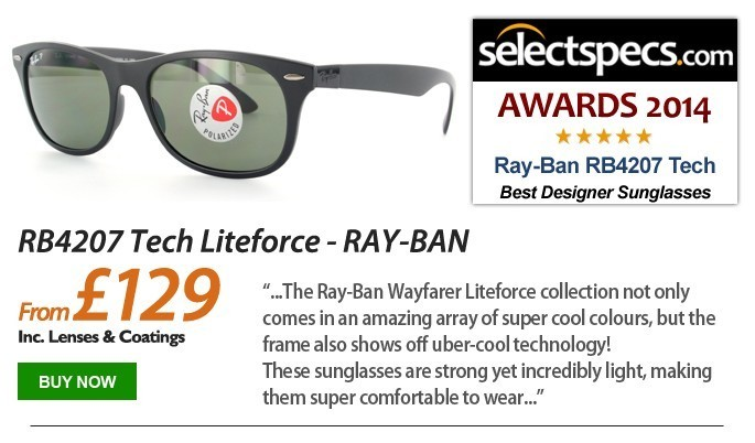f88922ee08d SelectSpecs.com Designer Sunglasses of the Year - RB4207. These exclusive  Ray-Ban ...