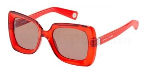 Marc Jacobs fashionable red sunglasses